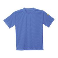 Anti-Static ESD T-Shirt – Hospital Blue