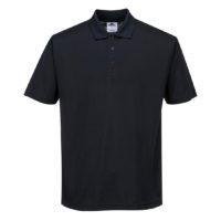 Terni Polo Shirt – Black