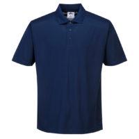Terni Polo Shirt – Navy