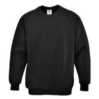Roma Sweatshirt – Black