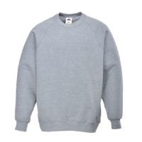 Roma Sweatshirt – Heather Grey