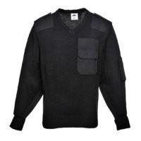 Nato Sweater – Black