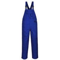 9 Pocket Bib and Brace – Royal Blue