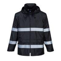 Classic Iona Rain Jacket – Black