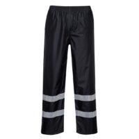 Classic Iona Rain Trousers – Black