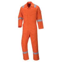 Aberdeen FR Coverall – Orange