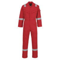 Aberdeen FR Coverall – Red