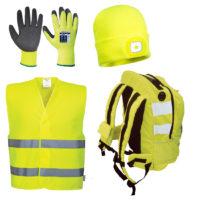 Hi Vis Kit – Yellow