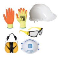 Everyday PPE Kit – White