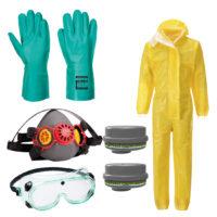 Hazardous Environment Kit – Yellow