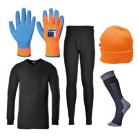 Extreme Cold Weather Kit – Black