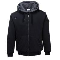 Pewter Jacket – Black