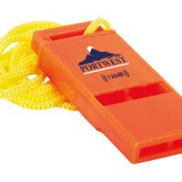 Slimline 120dB Safety Whistle – Orange