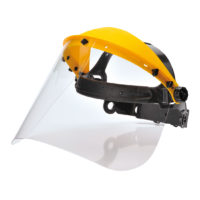 Browguard with Clear Visor – Clear