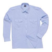 Pilot Shirt – Blue