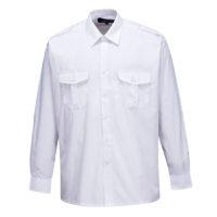 Pilot Shirt – S102 White