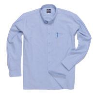 Oxford Shirt – S107 Blue