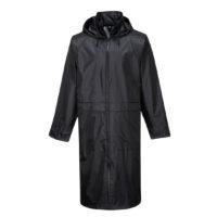 Classic Adult Rain Coat – Black