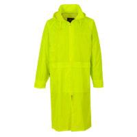 Classic Adult Rain Coat – Yellow
