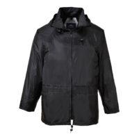 Classic Rain Jacket – Black