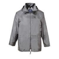 Classic Rain Jacket – Grey
