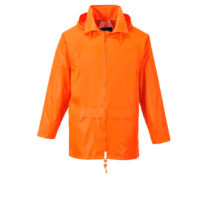 Classic Rain Jacket – Orange