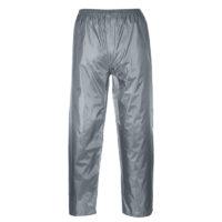 Classic Adult Rain Trousers – Grey