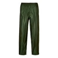 Classic Adult Rain Trousers – Olive Green