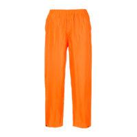 Classic Adult Rain Trousers – Orange