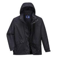 Argo Breathable 3 in 1 Jacket – Black