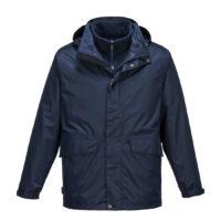 Argo Breathable 3 in 1 Jacket – Navy