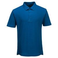 WX3 Polo Shirt – Persian Blue
