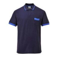 Portwest Texo Contrast Polo Shirt – Navy