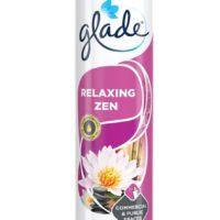 Glade® Relaxing Zen