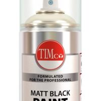 Finishing Paint – Matt – Black