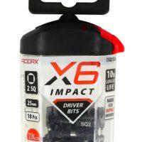 X6 Square Driver Bit