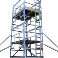 AGR – 2.34m(2×0.7m) Single Contractor Scaffold Tower