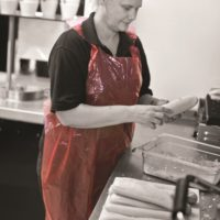 A2/R's Disposable Aprons