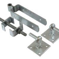 Adjustable Hinge Set – Hot Dipped Galvanised