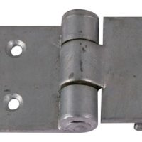 Heavy Secure Bolt on Hasp & Staple – Hot Dipped Galvanised