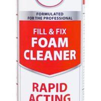 Fill & Fix PU Foam Cleaner