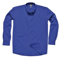 S120 Premium Shirt – Royal Blue