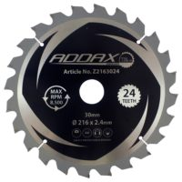 0° Mitre Saw Blade – For Cutting Wood