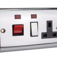 Switched Cooker Control Unit, Neon