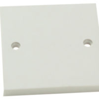Plastic Blanking Plate with Euro Hook