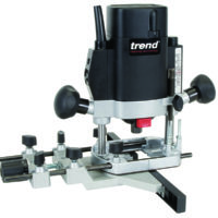 T5EB 1/4in Variable Speed Router
