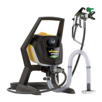 Control Pro 250R Airless Sprayer 550W 240V