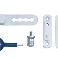 P117 Ventilation Window Lock