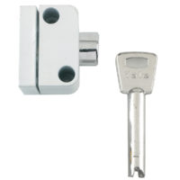 8K102 Push Button Window Lock