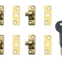8K118 Economy Window Lock